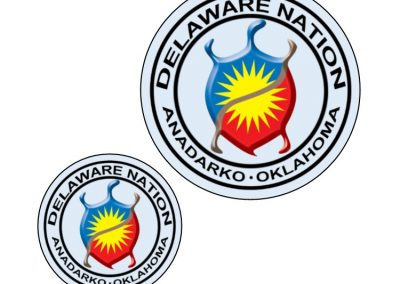 Tribal Seal Stickers
