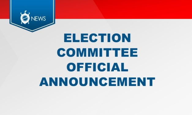 List Of Eligible Candidates For The June 15, 2019 Election